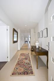 contemporary runner rugs for hallway ideas