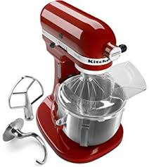 kitchenaid ksm150. kitchenaid ksm500pser pro 500 series 10-speed 5-quart stand mixer, empire red kitchenaid ksm150