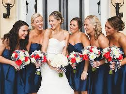 july wedding. 12 Festive Red White and Blue Wedding Ideas