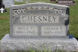 Nola Pearl Allen Chesney (1891-1963) - Find A Grave Memorial