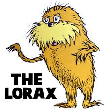 how to draw the lorax by dr seuss with step by step drawing tutorial