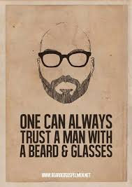 Beard Quotes Amazing Minimalist Posters Of Hilarious Quotes About Why Beards Are Great