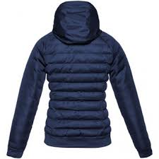 <b>Куртка женская Slim</b>, <b>синяя</b> - Типография PROSPEKT