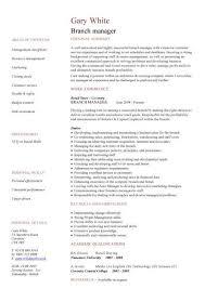 Management Cv Cv For Manager Magdalene Project Org
