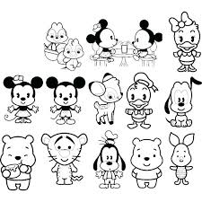 Idea Little Critter Coloring Pages Or Really Cute Cartoon Critters