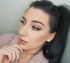 ariana grande 7 rings makeup