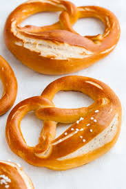 Image result for german pretzel