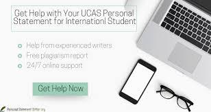 Ucas Personal Statement Writing