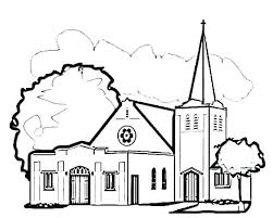 Church Coloring Page Word Of Wisdom Coloring Page Photograph Pages