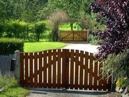 Garden Gate Landscape And Design Garden Gates You Dream Layout Wooden Entrance Gates Designs