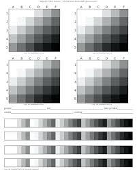 Magnificent Ideas Color Printer Test Page Color Printer Test Page