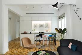 S Bauhaus Apartment Gets Gorgeous Renovation In Tel Aviv Curbed - 1930s house interiors