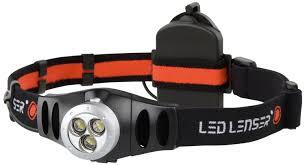 Đèn pin đội đầu Led Lenser H3