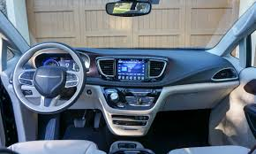 2017 Chrysler Pacifica Dashboard Lights 2017 Chrysler Pacifica First Drive Review Autonxt