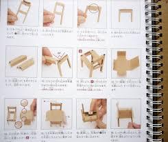 diy cardboard furniture. Muji-book Of Fold Up Cardboard Furniture | By Feltcafe Diy