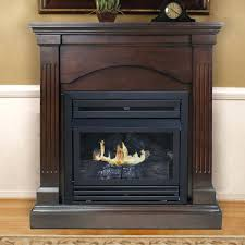 how to vent a gas fireplace dual fuel vent free wall mount gas fireplace can you