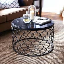 cool round coffee tables metal coffee table coffee table canada wayfair