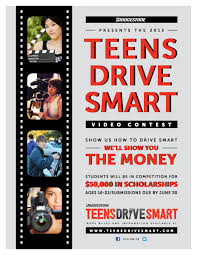 bridgestone launches teens drive smart video contest awarding tds 2013 grassroots poster 8 5x11 p