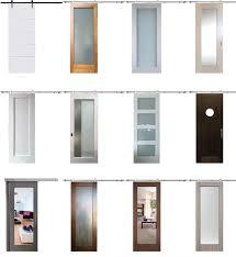 sliding glass barn doors decorative