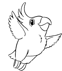 Small Picture Kokapetl Parrot Coloring Page Download Print Online Coloring