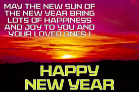 happy new year sms 2015