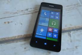 Mobiel 8GB Huawei Ascend W2 ...