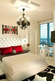 elegant and sumptuous black crystal chandeliers white bedroom chandelier design