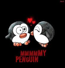 Penguin Love Quotes Classy Pin By Kelly On Romance Relationship Pinterest Penguins