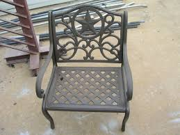 Lawn furniture houston texas powder coating furniture powder coated lawn furniture