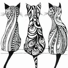 Small Picture The 51 best images about ZentangleZendoodle Coloring on Pinterest