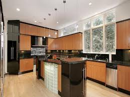 Black And Brown Kitchen Island Kitchen Cabinets With Legs