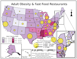 file obesity and fast food restaurants svg  file obesity and fast food restaurants 7 0 svg