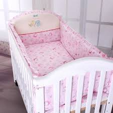 4pc baby bedding sets 4pc sets cover and filler for the crib per head per 100 cotton
