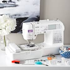 Brother Se400 Computerized Sewing And Embroidery Machine Refurbished