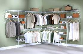 rubbermaid closet storage impressive design closet organizer