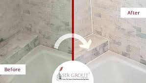 bathroom tile grout sealer bathroom grout sealer this beautiful braided marble bathroom was revived with a
