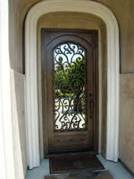 wrought iron front doorsBest 25 Iron front door ideas on Pinterest  Wrought iron doors