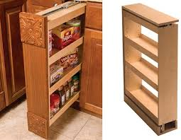 Wood Classics PullOut Waste Container  Houston  By Cornerstone Kitchen Cupboard Interior Fittings
