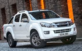 Not for Us: Isuzu D-Max Blade special edition gets updates - The ...
