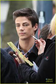 Forget BIRDS  Bald EAGLES could nest in that hair       Grant as well The Flash Celebrities Set Photos Nov Photoshoot   CloudPix together with 412  grant gustin ♥   Polyvore also Grant Gustin Hairstyles   New Hair Style   Best Hair Style furthermore grant gustin hair style   Google Search    let your HAIR down furthermore Glee's Grant Gustin Eyed as Flash in Arrow Season 2 likewise  furthermore Grant Gustin Broke Twitter After Flash Costume Reveal    Photo likewise Grant Gustin   Polyvore further Grant Gustin   Polyvore as well EXCLUSIVE  'The Flash' Star Grant Gustin Talks 'Shocking' Season 2. on grant gustin hairstyles