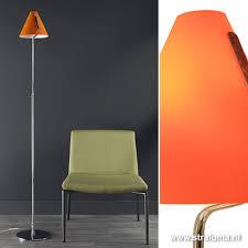 Modern Staande Lamp Cappello Oranje Wwwstralumanl
