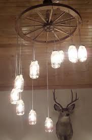 rustic cabin decor lighting