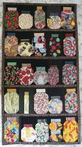 55 best Jar quilts images on Pinterest   Quilt block patterns ... & Quilt Whangarei: Jar Quilts. Canning ... Adamdwight.com