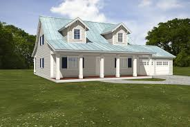 one level contemporary farmhouse plans by houseplans