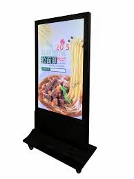 Outdoor Menu Display Stands