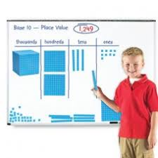 Magnetic Place Value Chart Place Value Manipulatives At Learningstore Singapore