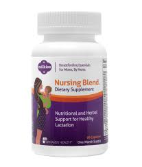 <b>Milkies Nursing Blend Breastfeeding</b> Supplement