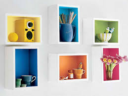 IKEA Wall Shelves Ideas - A Starting Point For Your DIY Project with inside  color