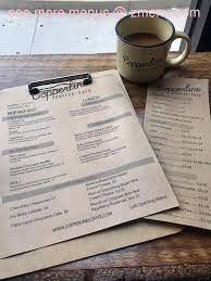 They have two locations as of now in port orange (with a coffee, food, and dessert menu) and in daytona (with a coffee and dessert menu). Online Menu Of Copperline Coffee And Cafe Restaurant Port Orange Florida 32128 Zmenu