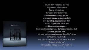 Nf Let You Down Lyrics